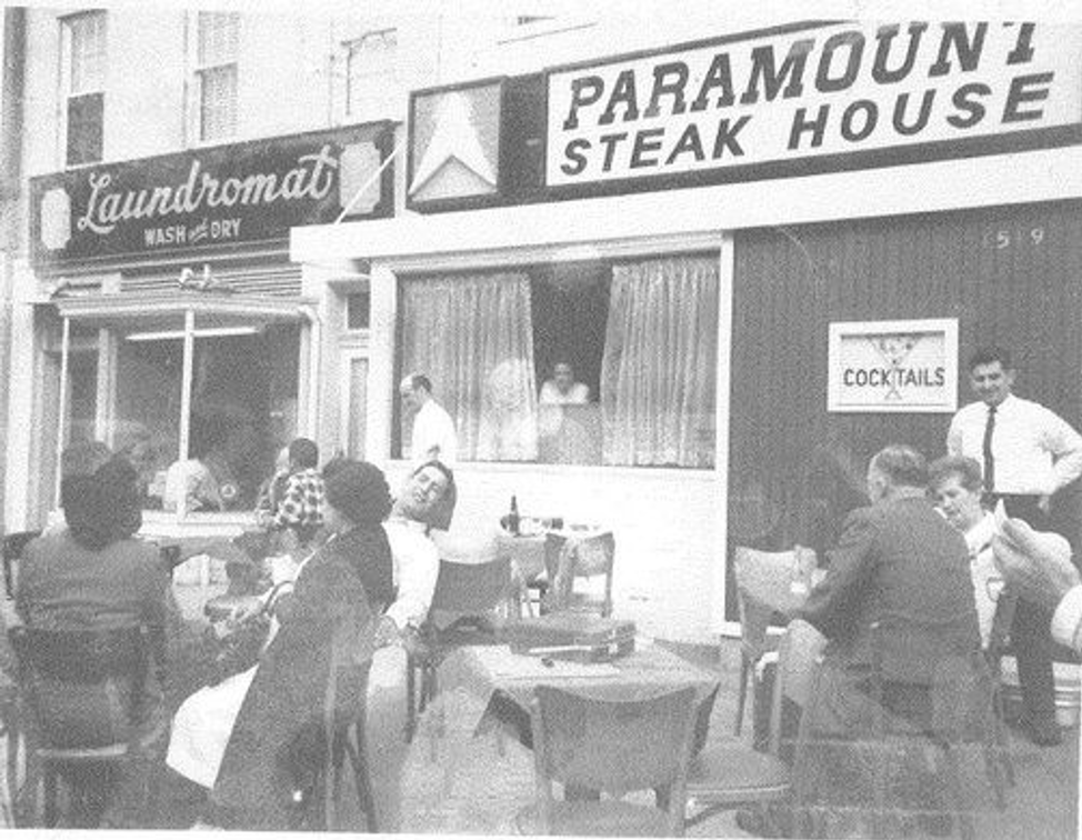 Paramount Steak House: A Forever Listing